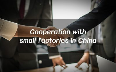 China small factories what you must to know when cooperating?