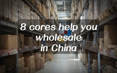 8 Core Elements Helping Better Do China Wholesale You Cannot Ignore