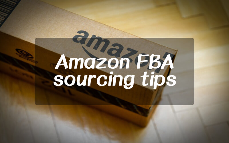 5 importants Amazon FBA sourcing tips to help you save $100 at least