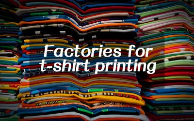 Proving 10 direct China wholesale factories information of T-SHIRT printing