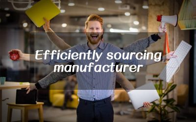 What is the most effective way of sourcing manufacturers from China?
